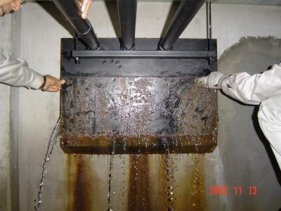 """RESERVED. """"雨漏、漏水、湧水の調査と修繕""""施工実績 山門建設は多くの調査と修繕を手がけ"""